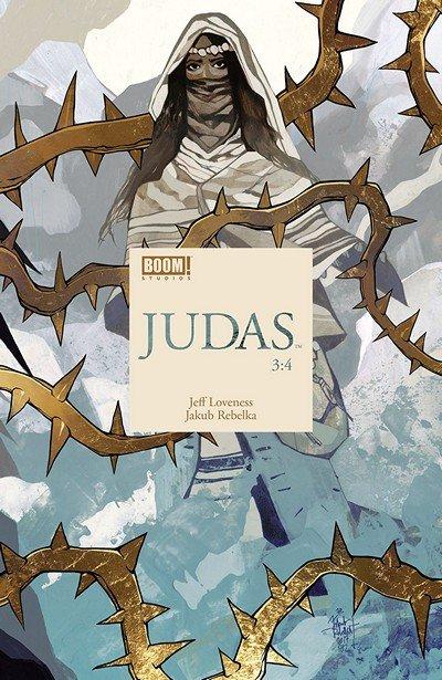 Judas #3 (2018)