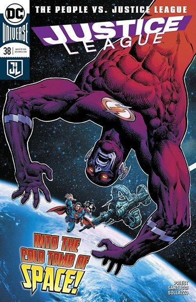 Justice League #38 (2018)