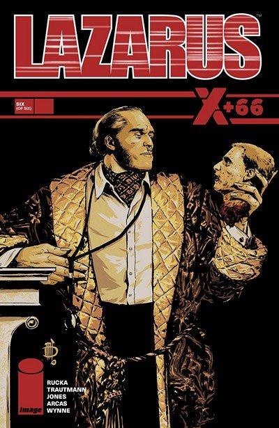 Lazarus – X+66 #6 (2018)