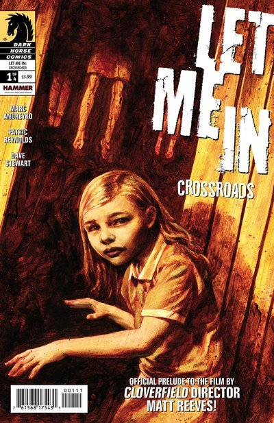 Let Me In – Crossroads #1 – 4 (2011)
