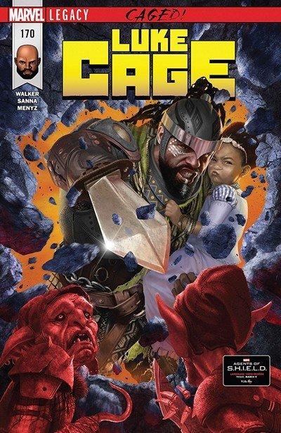 Luke Cage #170 (2018)