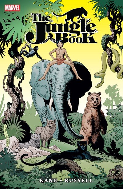 Marvel Illustrated – The Jungle Book (2007)