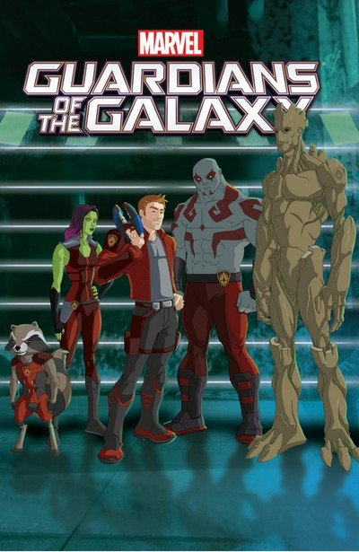 Marvel Universe Guardians of the Galaxy Vol. 1 – 6 (TPB) (2016-2018)