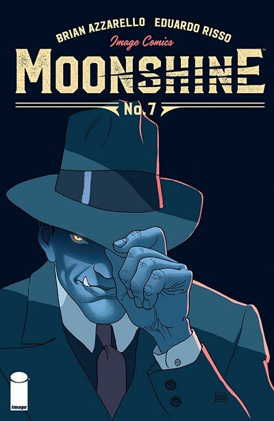 Moonshine #7 (2018)