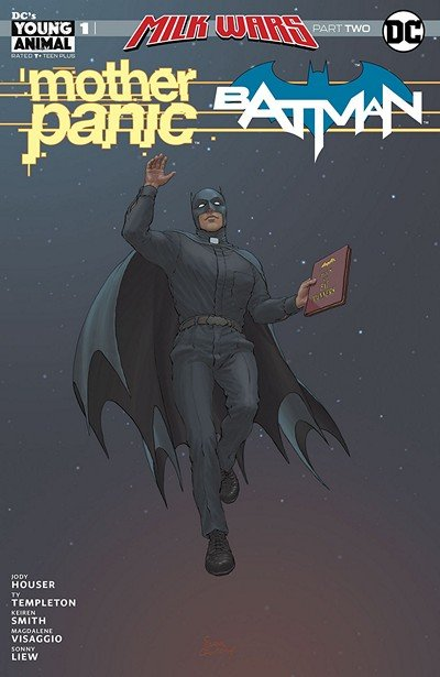 Mother Panic – Batman Special #1 (2018)