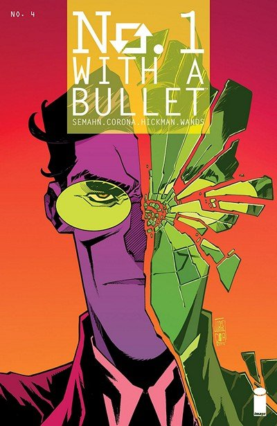 No. 1 With A Bullet #4 (2018)