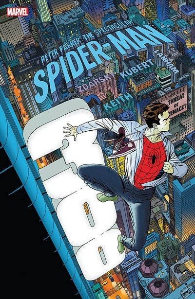 Peter Parker – The Spectacular Spider-Man #300 (2018)