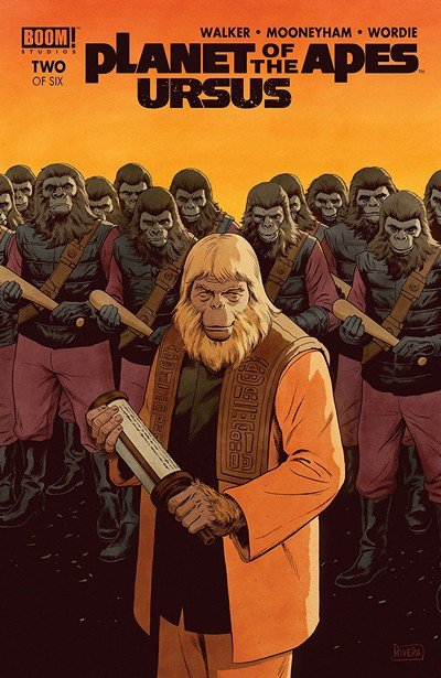 Planet Of The Apes – Ursus #2 (2018)