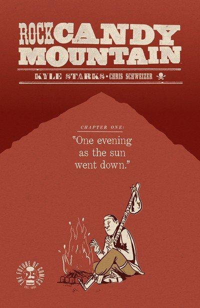 Rock Candy Mountain #1 – 8 + TPB Vol. 1 (2017-2018)