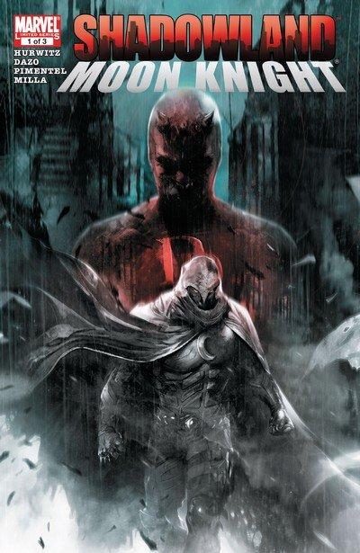 Shadowland – Moon Knight #1 – 3 (2010)