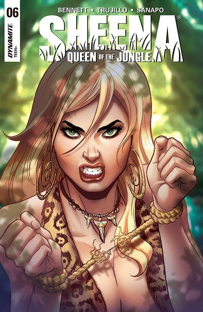 Sheena – Queen Of The Jungle #6 (2018)