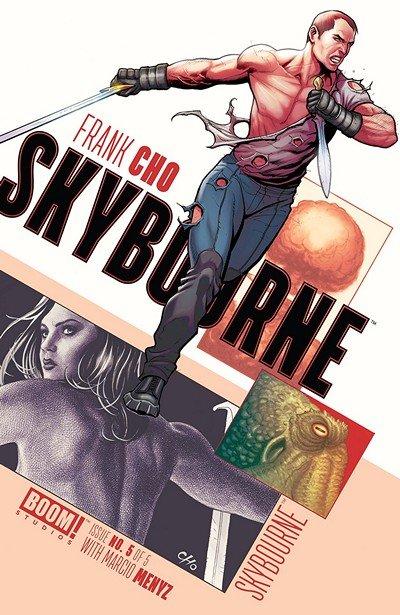 Skybourne #5 (2018)