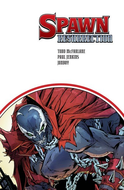 Spawn Resurrection (TPB) (2015)