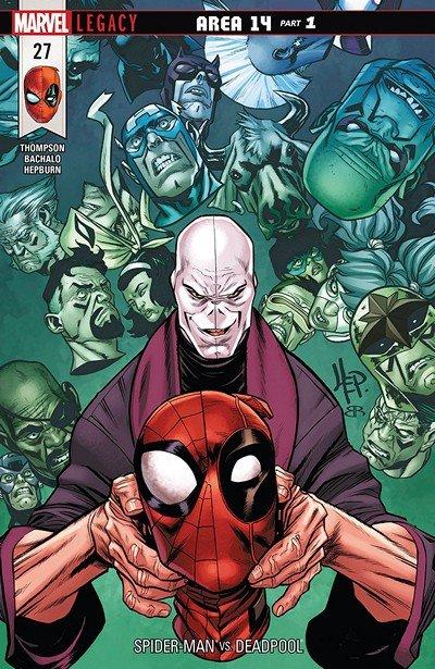 Spider-Man – Deadpool #27 (2018)