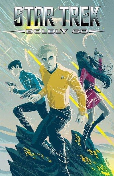 Star Trek – Boldly Go Vol. 1 – 3 (TPB) (2017-2018)