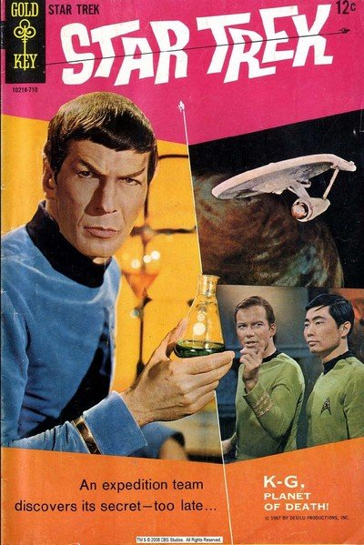 Star Trek (Collection) (Chronological Order) (1967-2007)
