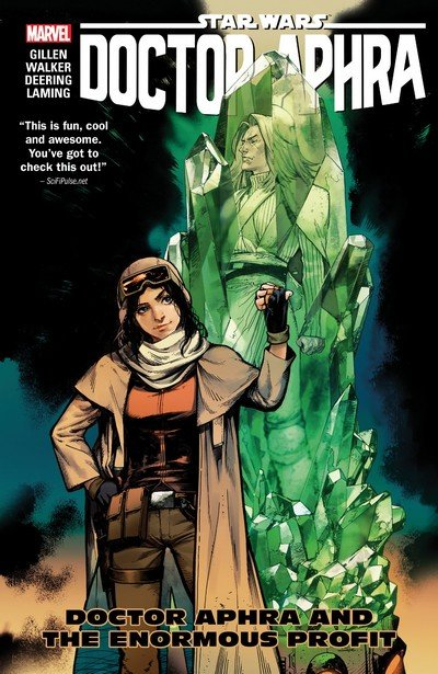 Star Wars – Doctor Aphra Vol. 2 – Doctor Aphra and the Enormous Profit (TPB) (2018)