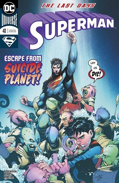 Superman #41 (2018)