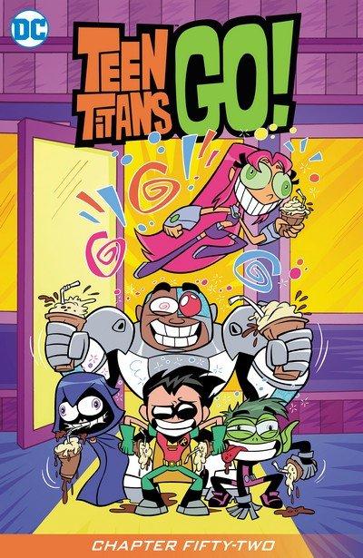 Teen Titans Go! #52 (2018)