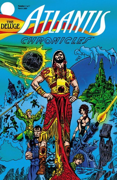 The Atlantis Chronicles #1 – 7 (1990)