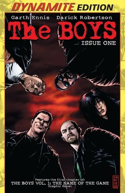 The Boys #1 – 72 (2006-2012) (Chronological Order)