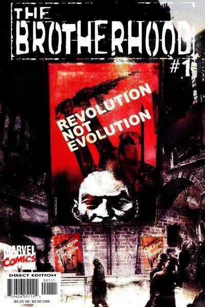 The Brotherhood #1 – 9 (2001)