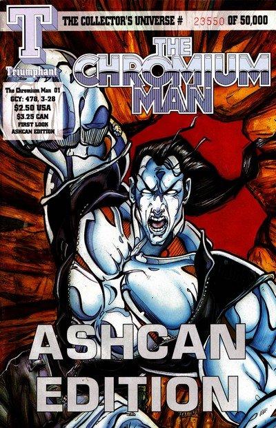 The Chromium Man #0 – 10 (1993-1994)