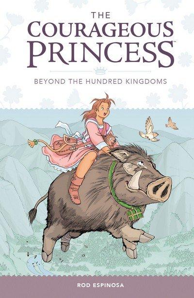 The Courageous Princess Vol. 1 – 3 (TPB) (2015)