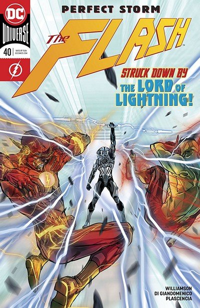 The Flash #40 (2018)