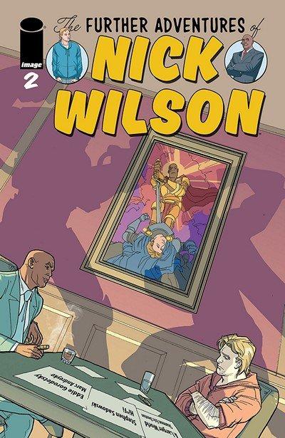 The Further Adventures Of Nick Wilson #2 (2018)