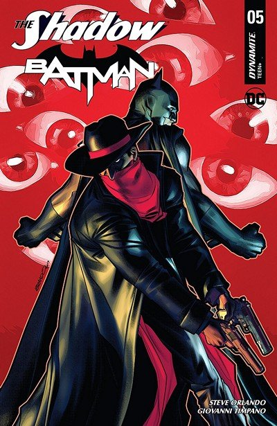 The Shadow – Batman #5 (2018)