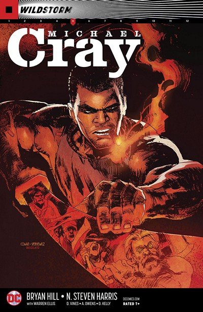 The Wild Storm – Michael Cray #5 (2018)