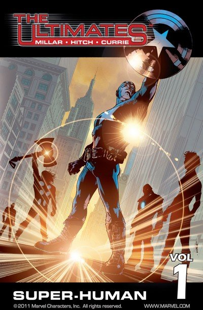 Ultimates Vol. 1 – Super-Human (TPB) (2007)