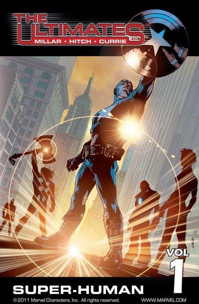 Ultimates Vol. 1 – Super-Human (TPB) (2007)
