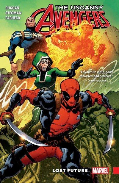 Uncanny Avengers – Unity Vol. 1 – 5 (TPB) (2016-2018)