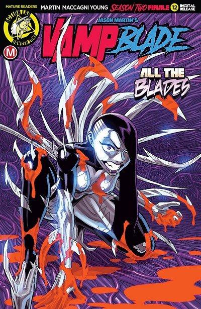 Vampblade Season 2 #12 (2018)