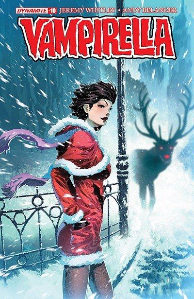 Vampirella Vol. 4 #10 (2018)