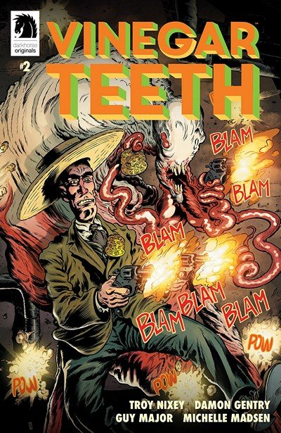 Vinegar Teeth #2 (2018)