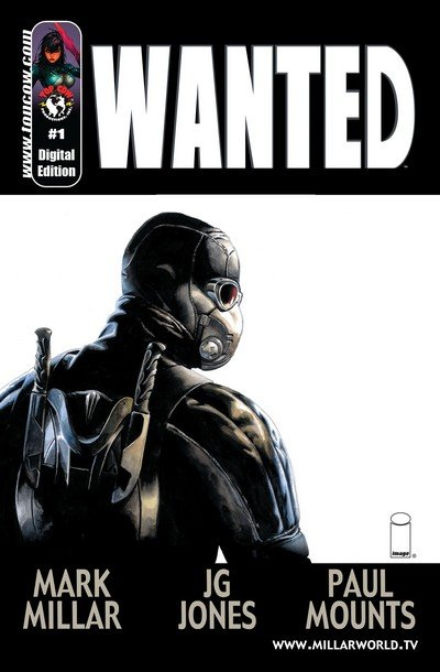 Wanted #1 – 6 + TPB (2003-2005)