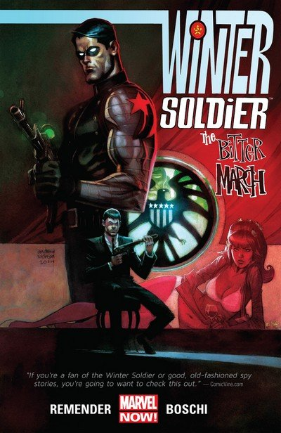 Winter Soldier – The Bitter March (TPB) (2014)