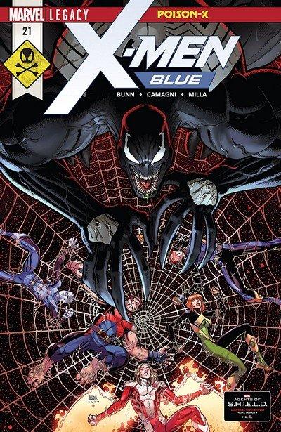 X-Men Blue #21 (2018)