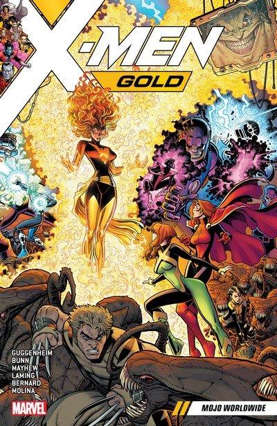 X-Men Gold Vol. 3 – Mojo Worldwide (TPB) (2018)