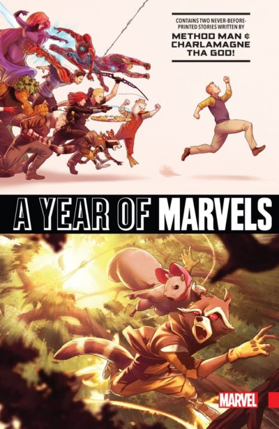 A Year Of Marvels (Collection + TPB) (2016-2017)