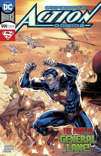Action Comics #999 (2018)