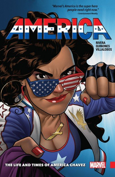 America Vol. 1 – The Life and Times of America Chavez (TPB) (2017)