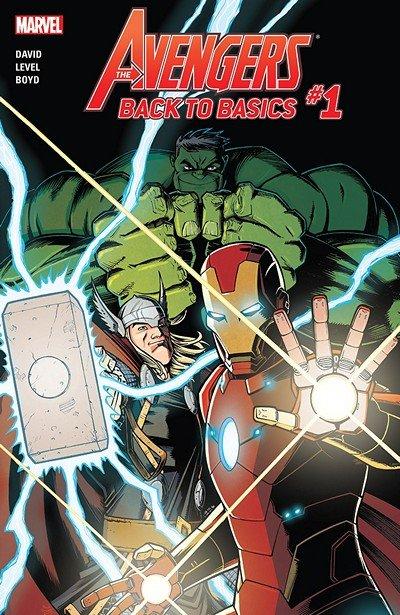 Avengers – Back to Basics #1 (2018)