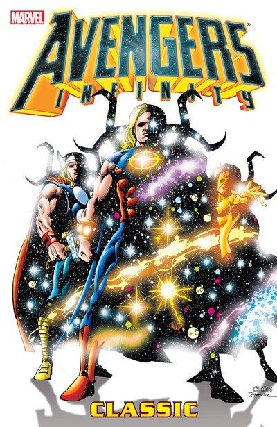Avengers Infinity Classic (2013)