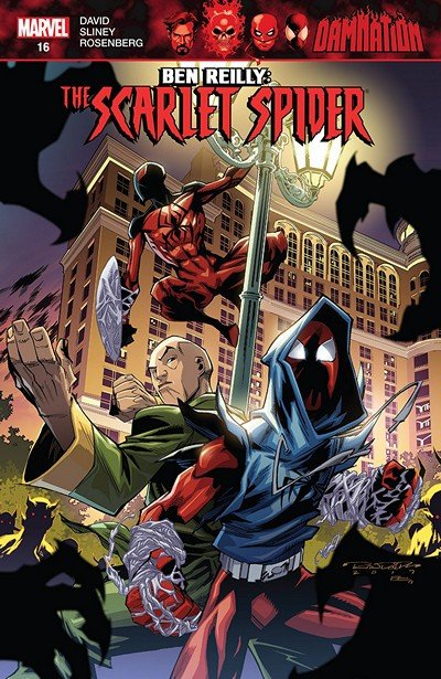 Ben Reilly – Scarlet Spider #16 (2018)
