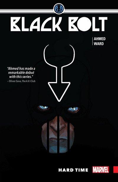 Black Bolt Vol. 1 – Hard Time (TPB) (2017)