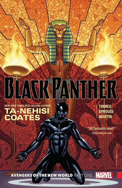 Black Panther Vol. 4 – Avengers of the New World Part 1 (TPB) (2018)